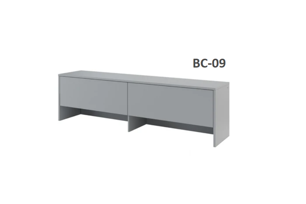 over bed unit top cabinet grey storage unit for horizontal wall beds marmell