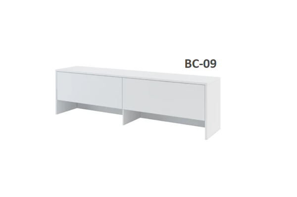 over bed unit top cabinet white storage for horizontal wall beds marmell