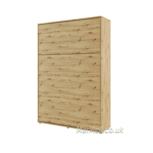 vertical wall bed, fold - down bed, Space Saving bed, Murphy Bed