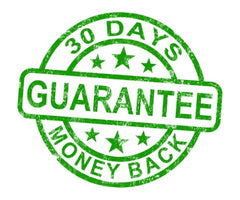 30 Day Guarantee on Growing Supplies