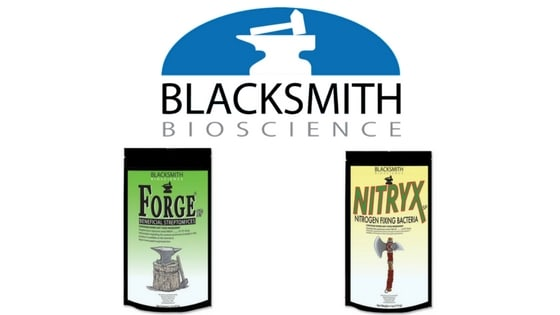 Blacksmith Bioscience Forge and Nitryx are here!