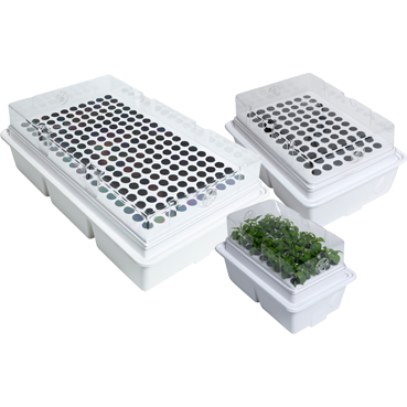 Botanicare Power Cloner White Tray, 45 Site
