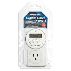 Blueprint Digital Timer 120V, BDT-1 - 120v Timer - Rogue Hydro - 1