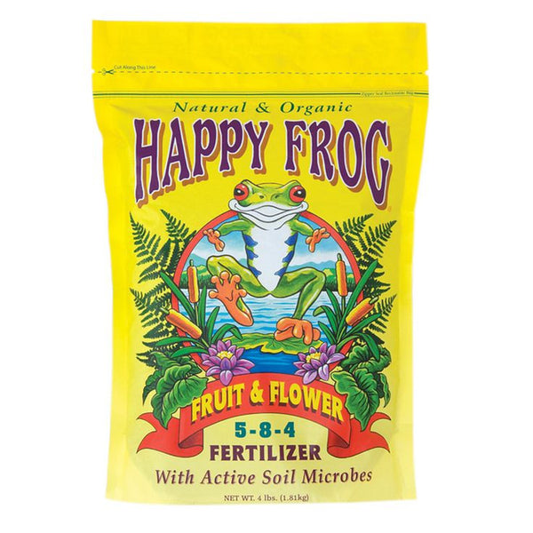 Foxfarm Happy Frog Fruit and Flower, 4 Pounds