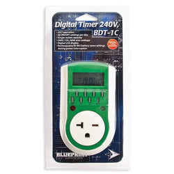 Blueprint Digital Timer 240V, BDT-1C - 240v Timer - Rogue Hydro - 1