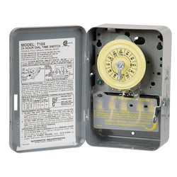 Intermatic Heavy-Duty 24-Hour Timer, 40A/120V-480V - 240v Timer - Rogue Hydro