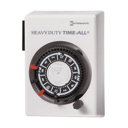 Intermatic Timer Mechanical, 20A/240V - 240v Timer - Rogue Hydro