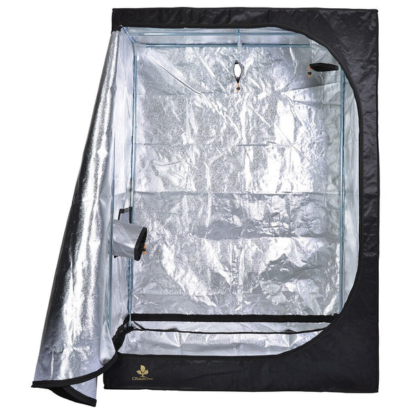 Secret Jardin Dark Street 120w v3.0 DS120W 2x4x5.6 Grow Tent - 2x4 Grow Tent - Rogue Hydro - 3