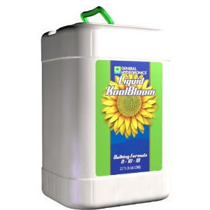 General Hydroponics KoolBloom Liquid, 6 Gallons