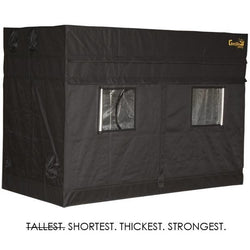 "Gorilla Grow Tent Shorty 4x8x5 w/ Ext 5'8"" - 4x8 Grow Tent - Rogue Hydro - 1"