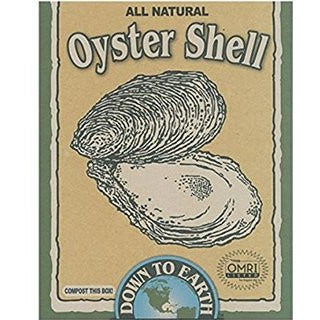Down To Earth Oyster Shell 1 Pound