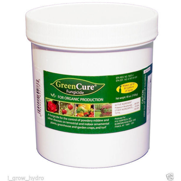 GreenCure, 8 Ounces