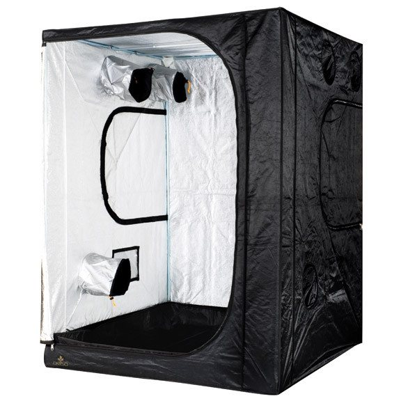 Secret Jardin Dark Room 150 v3.0 DR150 5x5x7.7 Grow Tent - 5x5 Grow Tent - Rogue Hydro - 1