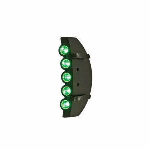 Grow1 Green LED Clip-on Hat Light