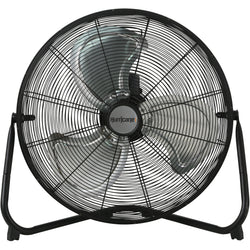 Hurricane Pro 20-Inch High Velocity Metal Floor Fan - Floor Fan - Rogue Hydro - 1