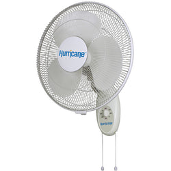Hurricane Supreme Oscillating Wall Mount Fans - Wall Fan - Rogue Hydro - 1