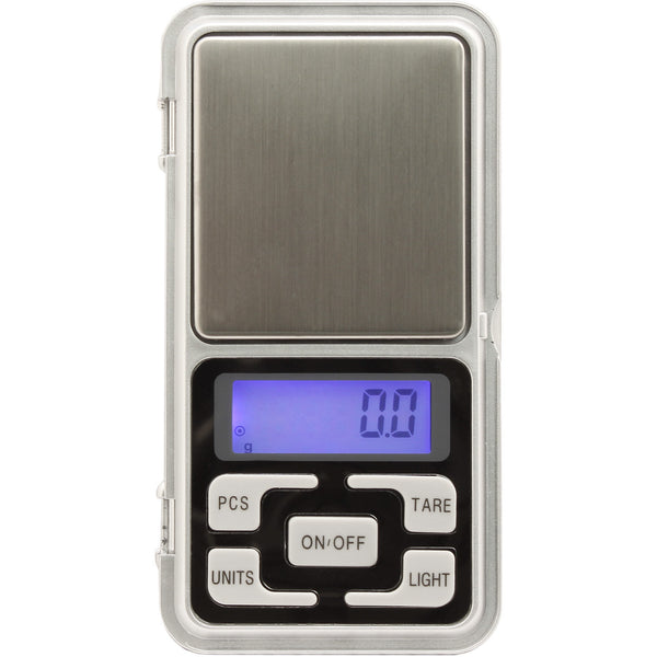 Measure Master 500 Gram Digital Pocket Scale - Pocket Scale - Rogue Hydro - 2