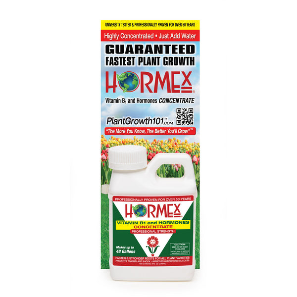 Hormex Liquid Concentrate, 8 Ounces - Plant Stress - Rogue Hydro - 1
