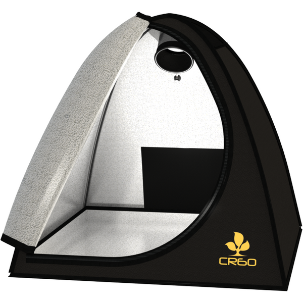 Secret Jardin Cristal 60 v2.6 CR60 2x2x1.8 Grow Tent - Compact Tent - Rogue Hydro - 4