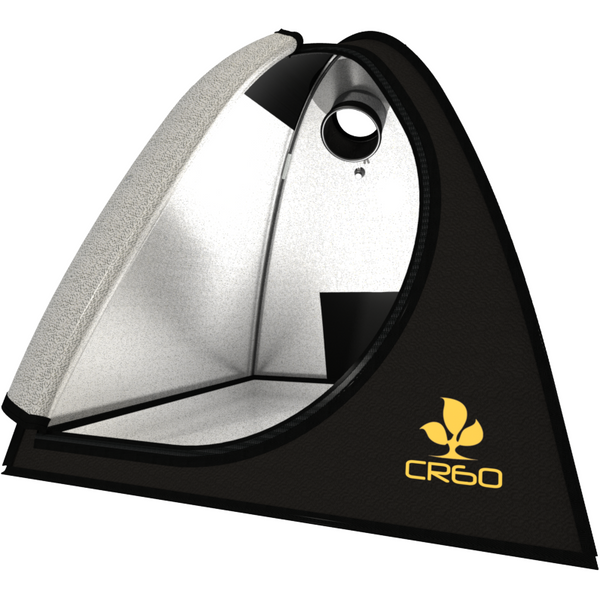 Secret Jardin Cristal 60 v2.6 CR60 2x2x1.8 Grow Tent - Compact Tent - Rogue Hydro - 5