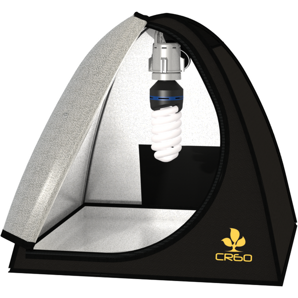 Secret Jardin Cristal 60 v2.6 CR60 2x2x1.8 Grow Tent - Compact Tent - Rogue Hydro - 6