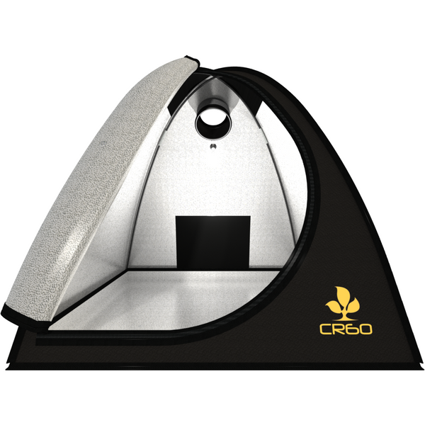 Secret Jardin Cristal 60 v2.6 CR60 2x2x1.8 Grow Tent - Compact Tent - Rogue Hydro - 8
