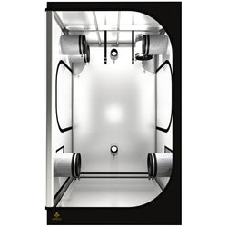 Secret Jardin Dark Room 120 v3.0 DR120 4x4x6.5 Grow Tent - 4x4 Grow Tent - Rogue Hydro - 1