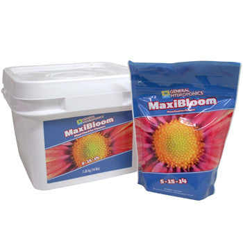 General Hydroponics MaxiBloom, 2.2 Pounds
