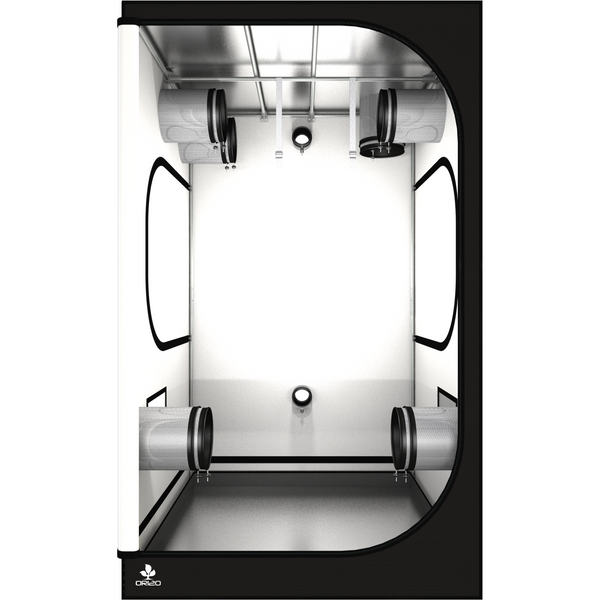 Secret Jardin Dark Room Orca 120 v2.6 OR120 4x4x6.5 Grow Tent - 4x4 Grow Tent - Rogue Hydro - 3