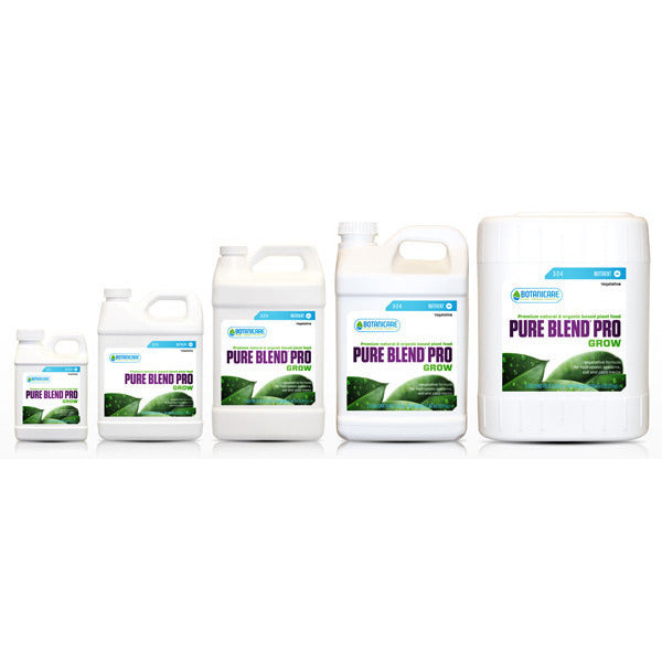 Botanicare Pure Blend Pro Grow, 5 Gallons