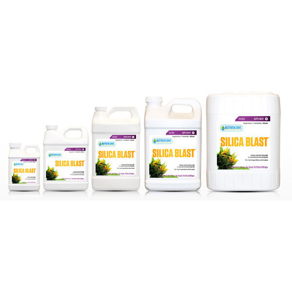 Botanicare Silica Blast, 2.5 Gallons - Silica Supplements - Rogue Hydro - 2