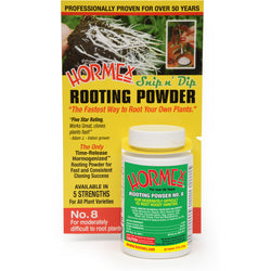 Hormex Snip n Dip Rooting Powder #8, 3/4 Ounces - Cloning Gel - Rogue Hydro