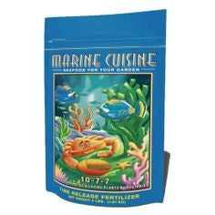 Foxfarm Marine Cuisine Dry Fertilizer, 4 Pounds