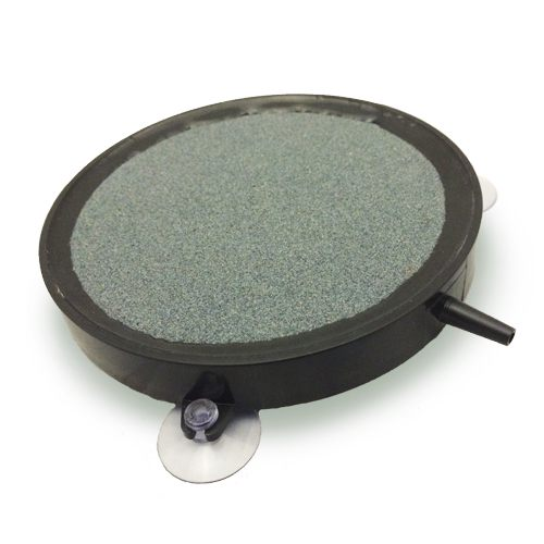 "Aqua O2 4.25"" Round Air Stone w/Suction cups - Air Stones - Rogue Hydro - 2"