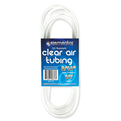 "Elemental 3/16"" Clear Air Tubing - Air Tubing - Rogue Hydro"