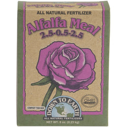 Down To Earth Alfalfa Meal, .5 Pound - Alfalfa - Rogue Hydro - 1