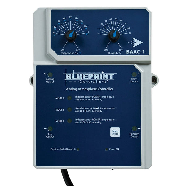 Blueprint Analog Atmosphere Controller, BAAC-1 - Atmosphere Controller - Rogue Hydro - 1