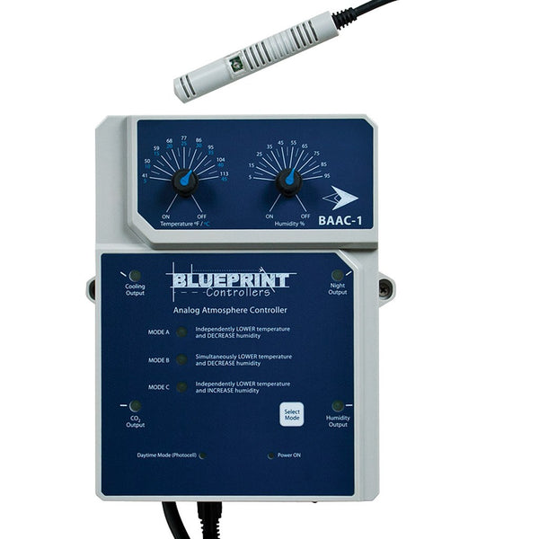 Blueprint Analog Atmosphere Controller, BAAC-1 - Atmosphere Controller - Rogue Hydro - 2