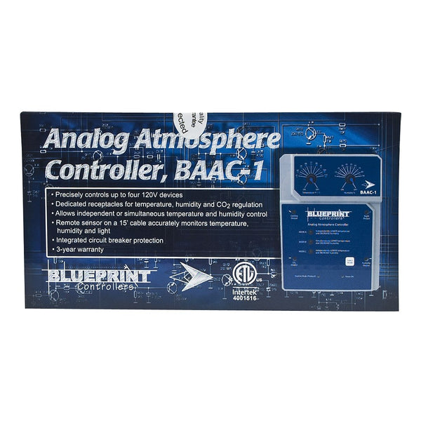 Blueprint Analog Atmosphere Controller, BAAC-1 - Atmosphere Controller - Rogue Hydro - 7