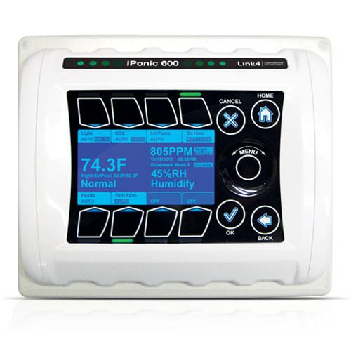 iPonic 614 Environmental Controller - Atmosphere Controller - Rogue Hydro - 2