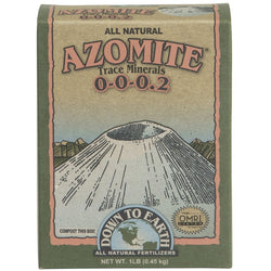 Down To Earth Azomite Powder, 1 Pound - Azomite - Rogue Hydro