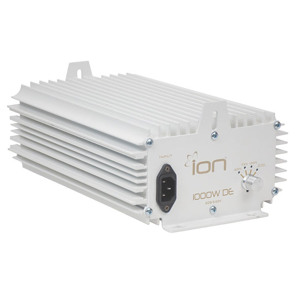 ION Electronic Double Ended Ballast, 1000W 208/240V - Ballast - Rogue Hydro - 1