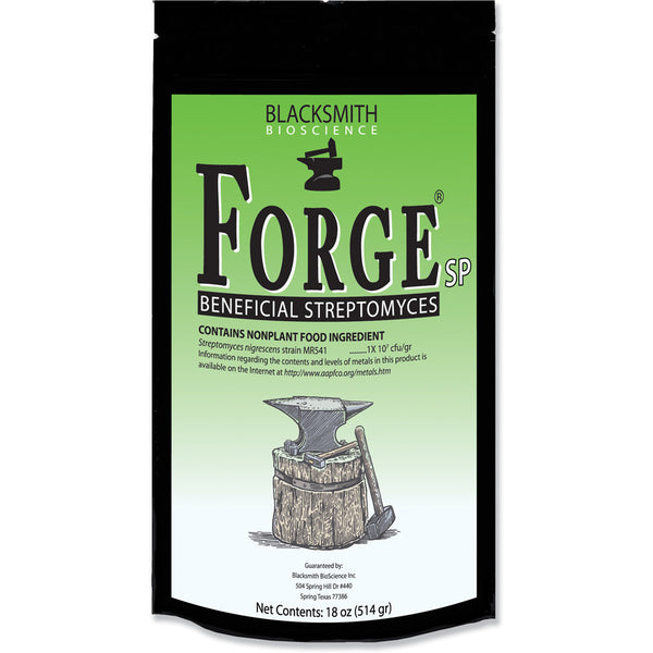 Blacksmith Bioscience Forge SP Beneficial Streptomyces - Beneficial Bacteria - Rogue Hydro - 2