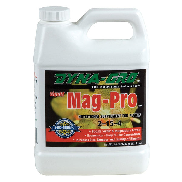Dyna-Gro Mag-Pro, 1 Quart - Bloom Boosters - Rogue Hydro
