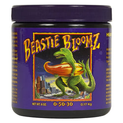 Foxfarm Beastie Bloomz, 6 Ounces - Bloom Boosters - Rogue Hydro