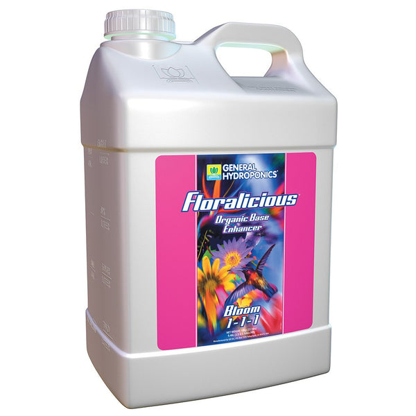 General Hydroponics Floralicious Bloom, 2.5 Gallons