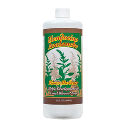 Grow More Mendocino Avalanche, 1 Quart - Bloom Boosters - Rogue Hydro