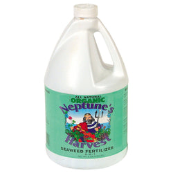 Neptune's Harvest Seaweed, 1 Gallon - Bloom Boosters - Rogue Hydro