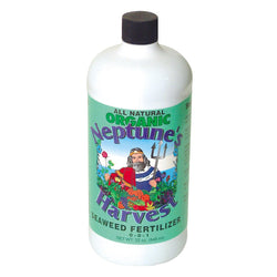 Neptune's Harvest Seaweed, 1 Quart - Bloom Boosters - Rogue Hydro