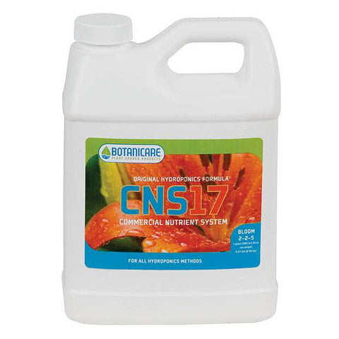 Botanicare CNS17 Bloom, 1 Quart (Hydro) - Bloom Nutrients - Rogue Hydro